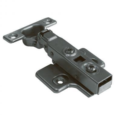 Петля для полунакладных дверок (Диаметр чашечки 26 мм)