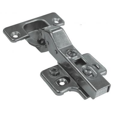 Петля для крепления дверок под углом 120° (диаметр чашечки 35 мм)