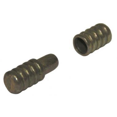 Шкант металлический Ø8 мм