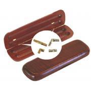 Петля CH\B цилиндрическая латунная для шкатулок